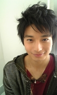 i just notice him since he played a clueless man in Seigi no Mikata, oww he looks perfect there