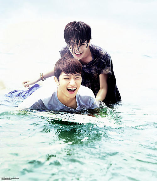 MyungJong (Myungsoo aka L x Sungjong, infinite)