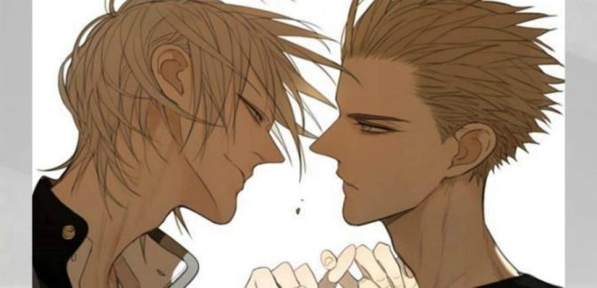 Review : A tap into the colorfull world of BL webtoon/manhwa